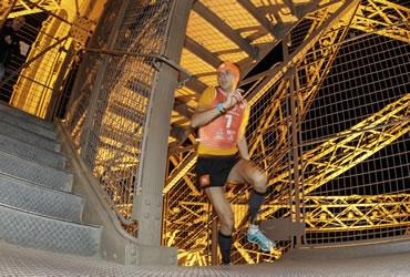 Eiffelturm Treppen | Laufreport Paris Eiffelturm Treppenlauf